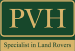 PVH Specialists in Land Rover