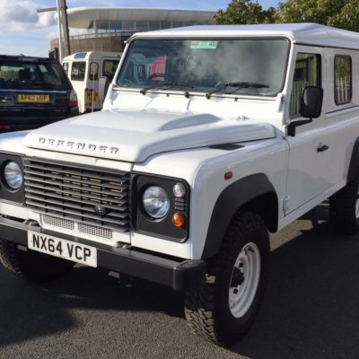 2014 Land Rover Defender 110 Hard Top 2.2 TDCI