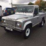 2012 Land Rover Defender 110 2.2TDCI High Capacity Pick Up  27,483 Miles