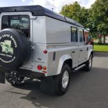 2015 Land Rover Defender 110 XS Utility 2.2TDCI, 1 Owner  31,959 Miles