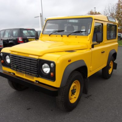 2008 Land Rover Defender 90 Station Wagon 2.4TDCI Only 22,248 Miles
