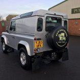 2013 Land Rover Defender 90 County Hard Top 2.2TDCI 45,920 Miles