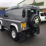 2011 Land Rover Defender 90 County Hard Top 2.4TDCI 36,697 Miles