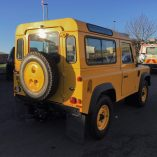 2008 Land Rover Defender 90 Station Wagon 2.4TDCI Only 4000 Miles !!