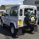 2007 Land Rover Defender 90 County XS Station Wagon 2.4 TDCI 67,834 Miles SOLD