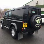 2015 Land Rover Defender 110 XS Utility 2.2TDCI, 1 Owner  39,998 Miles