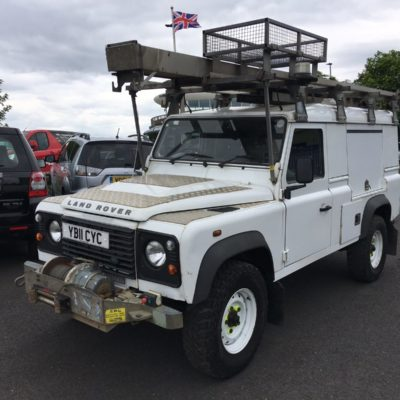 2011 Land Rover Defender 110 Hard Top 2.4TDCI